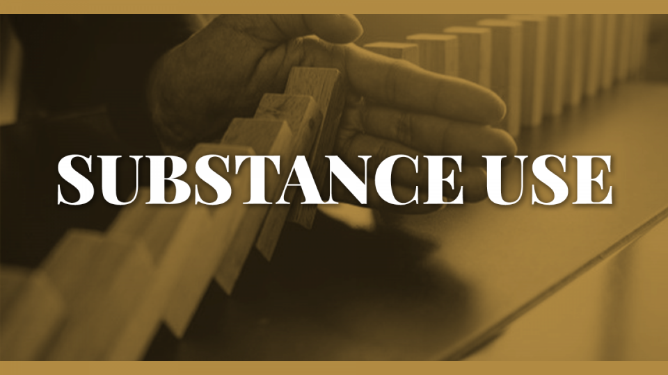 01. Substance Use